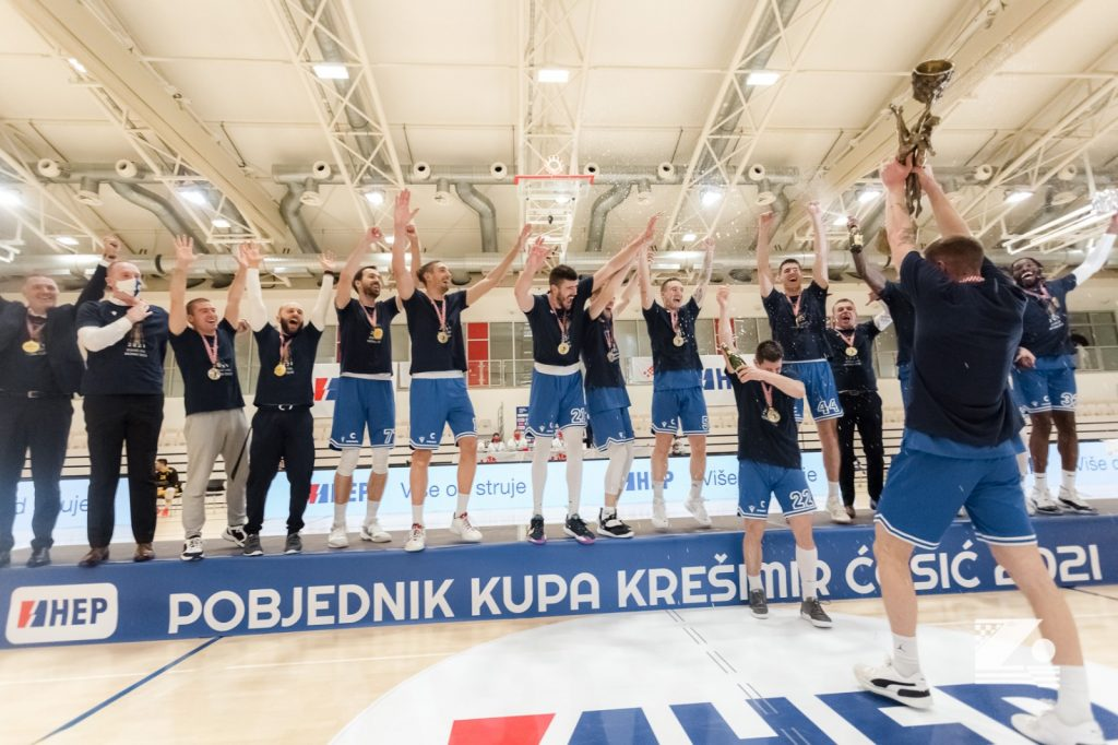 FOTO: KK Zadar / Šime Zelić